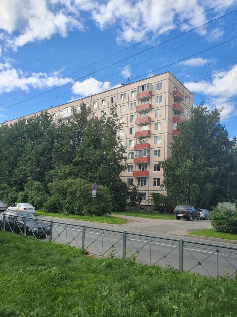 улица Тимуровская дом 4 корпус 1